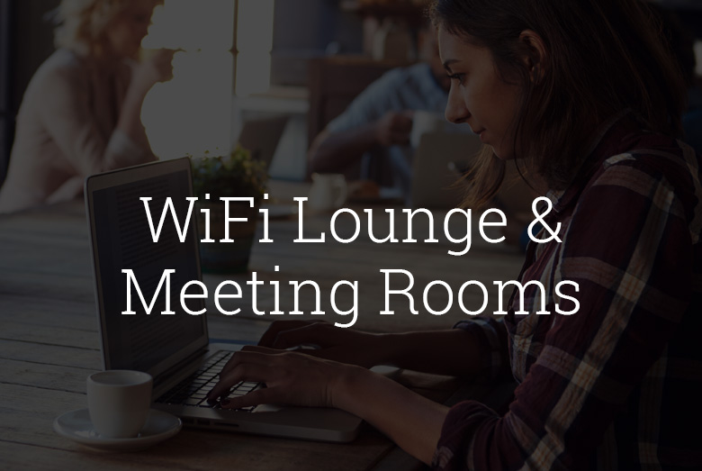Halcyon Offices Leatherhead, WiFi Lounge & Meeting Rooms
