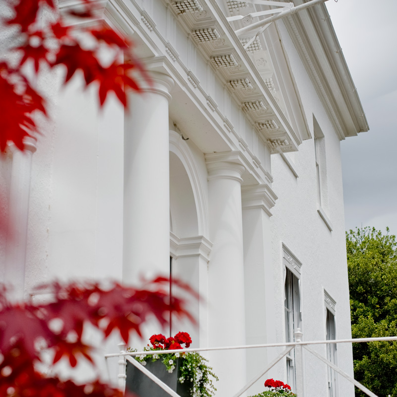 Halcyon Offices, Leatherhead, Thorncroft Estate, Serviced & Virtual Office Services, Entrance