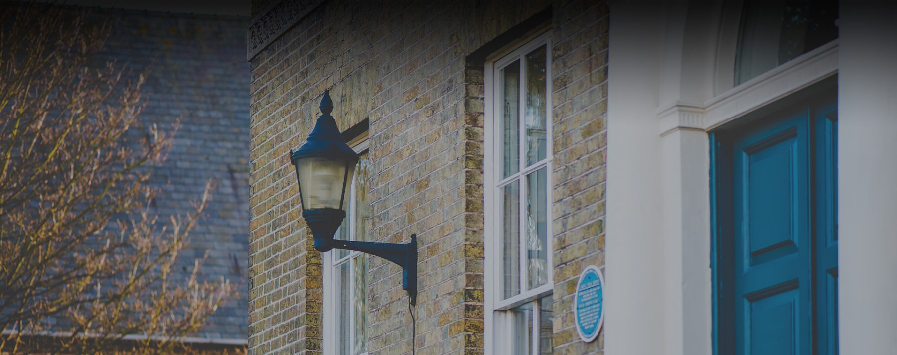 Halcyon Offices, Huntingdon, Castle Hill House, Serviced Office, Entrance Detail