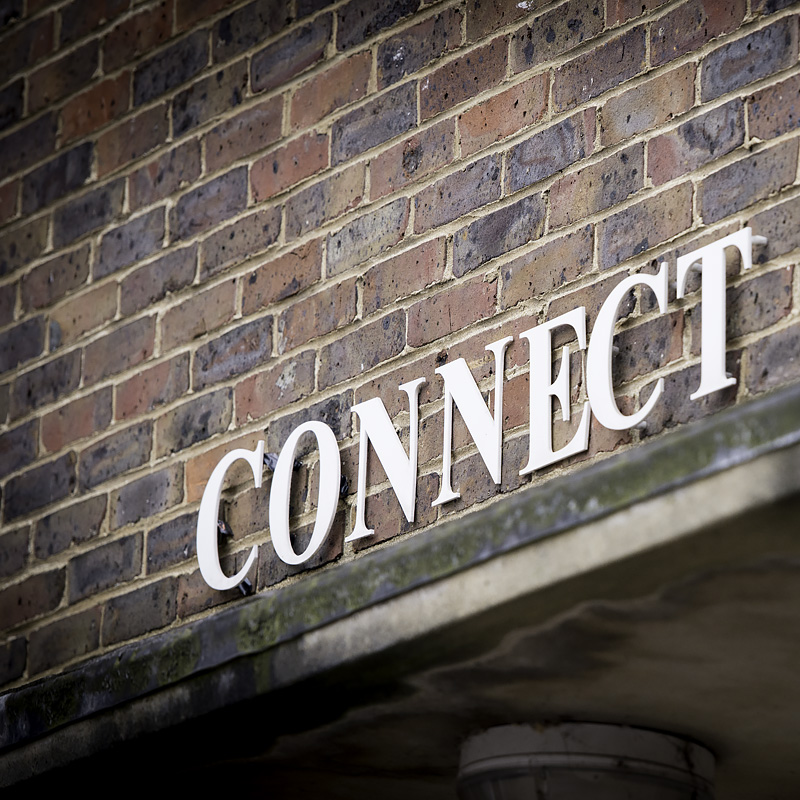 Halcyon Offices, Leatherhead, Connect & trident House, Serviced & Virtual Office Services, Exterior