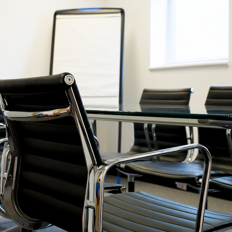 Halcyon Offices, Leatherhead, Connect & trident House, Serviced & Virtual Office Services, Meeting Room Chairs