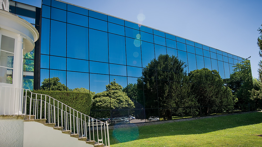 Halcyon Offices, Leatherhead, Thorncroft Estate, The Manser Building, Serviced Office
