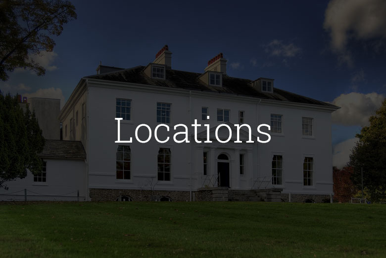 Halcyon Offices Leatherhead Serviced Office Locations, Thorncroft Manor