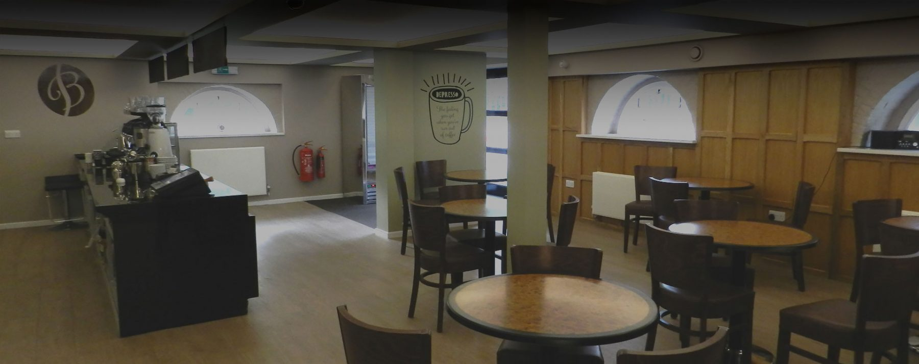 Halcyon Offices Leatherhead, WiFi Lounge & Meeting Rooms, Cafe, Barista